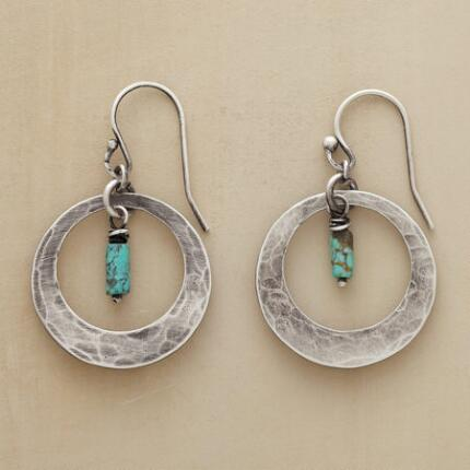 SPANISH SKY EARRINGS