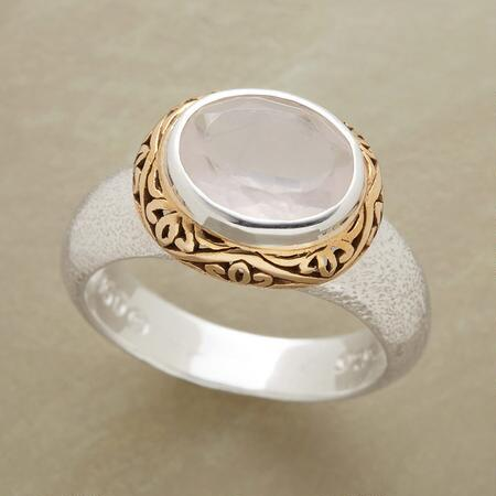 ROSY FUTURE RING