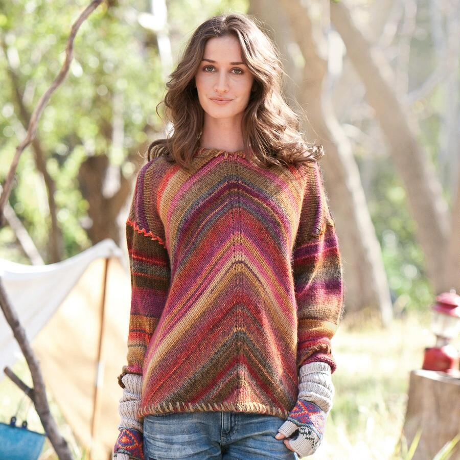 SUNRISE SWEATER - PETITES