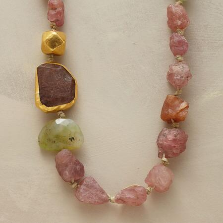 EARTHBOUND TERRA FIRMA NECKLACE