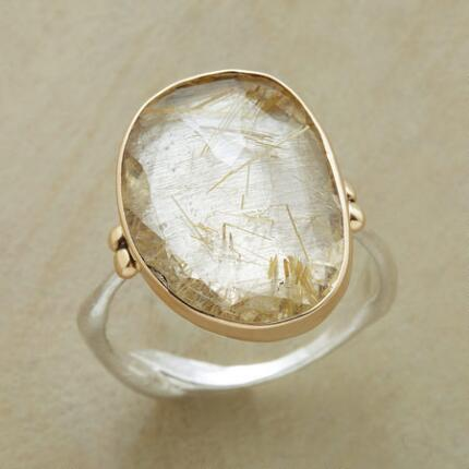 ANCIENT RADIANCE RING