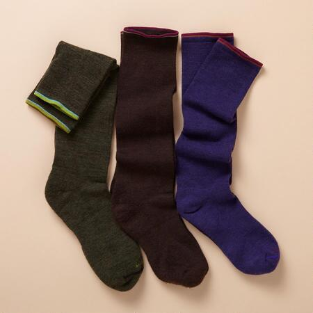 TIPPING POINT SOCKS S/3