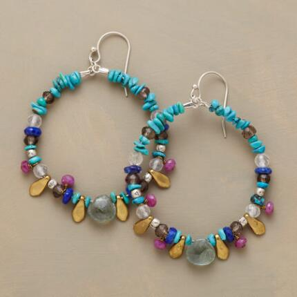 COTE DE AZURE EARRINGS