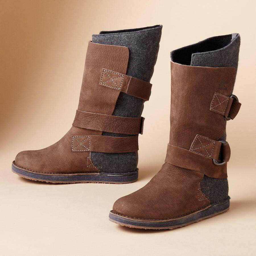 CHIPAHKO FELT BOOT