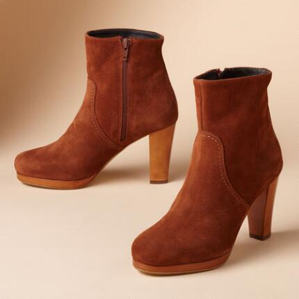 CARDOZA ANKLE BOOTS