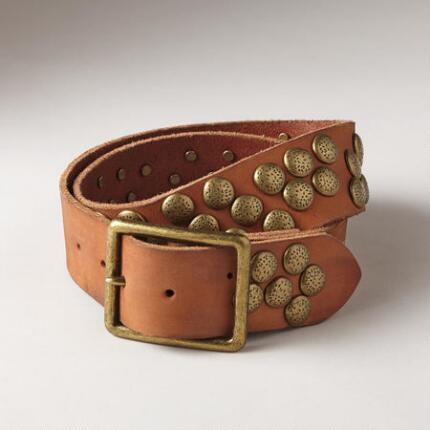 PEBBLE PATH BELT