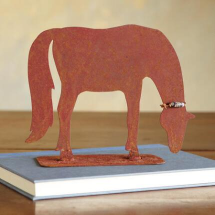RED RIVER HORSE