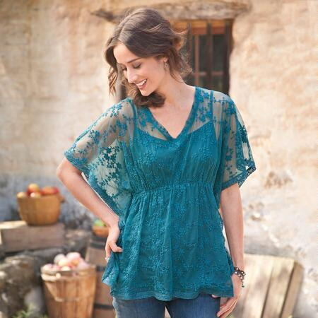 MARINA LACE BLOUSE