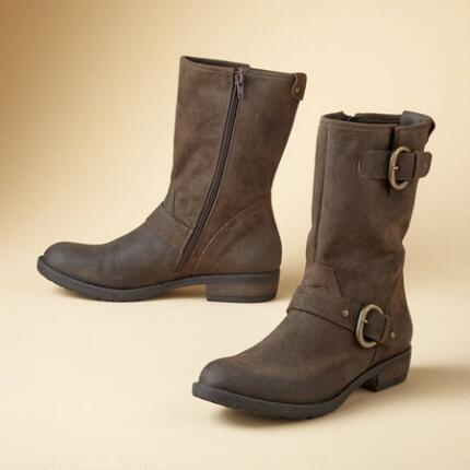 PAOLA ANKLE BOOTS