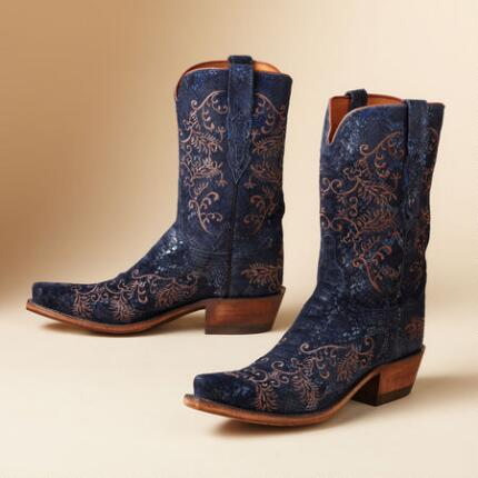 INDIGO DREAM BOOTS