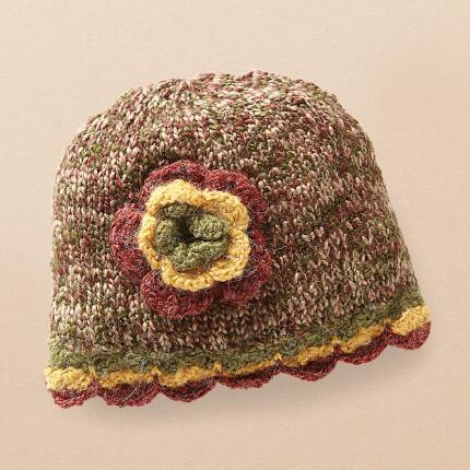 FALL FLEUR CAP