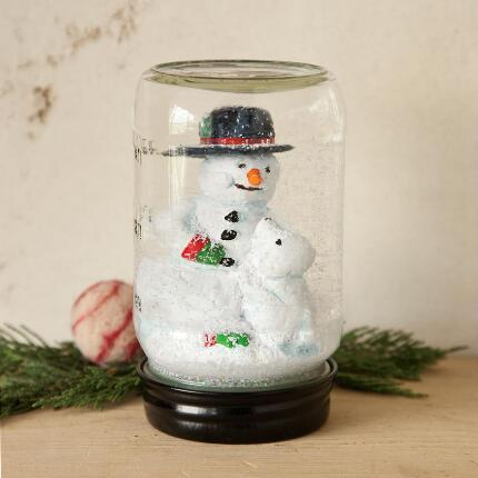 SNOW BUDDIES GLOBE