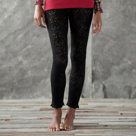 NOT YOUR GRANNIES LEGGINGS