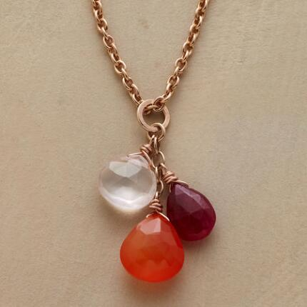 SETTING SUN NECKLACE