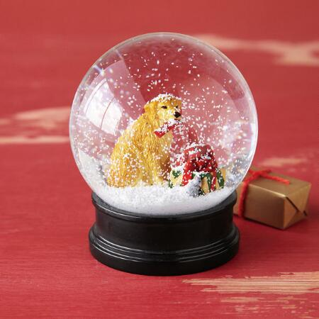 BEST FRIEND SNOWGLOBE