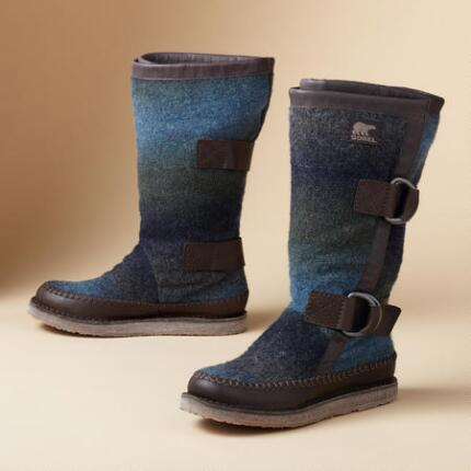 CHIPAHKO BLANKET BOOTS