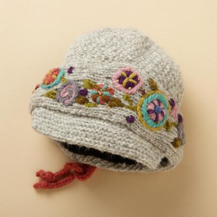 MEADOWLARK KNITTED CAP