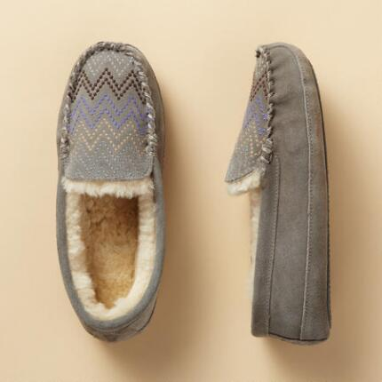 RIDGELINE SHEARLING SLIPPER