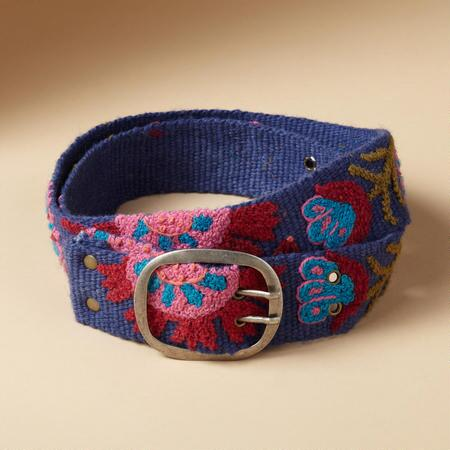 TROPICAL FLOWERS BELT