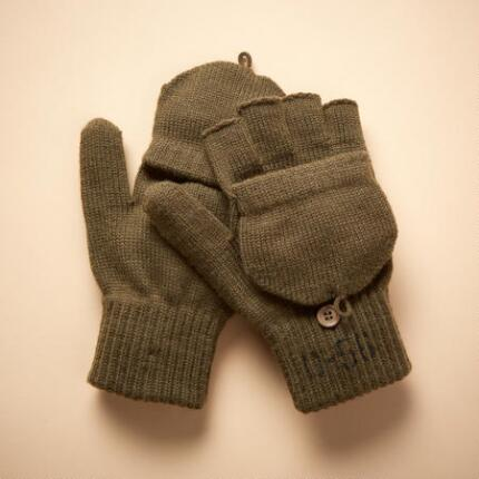 TOP TURRET CAPPED GLOVES