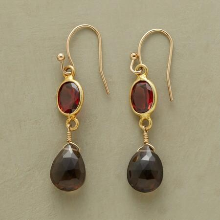 FIERY BEAUTY EARRINGS