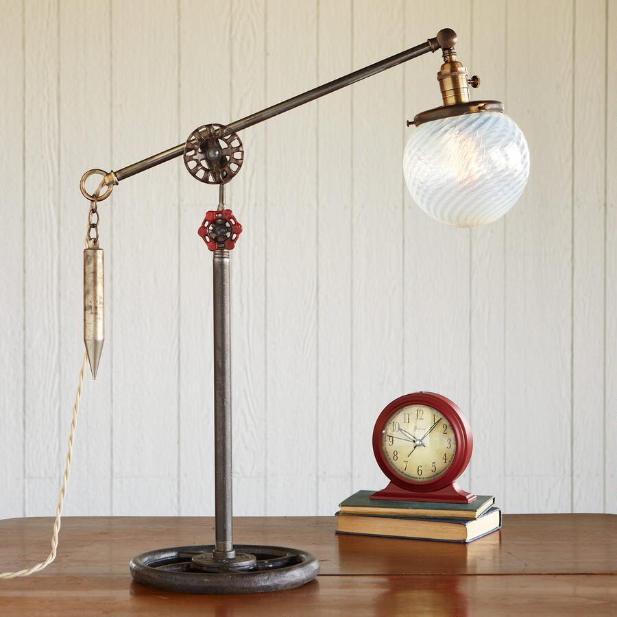 BERMONDSEY MARKET LAMP
