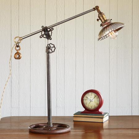 MARCHE AUX PUCES LAMP