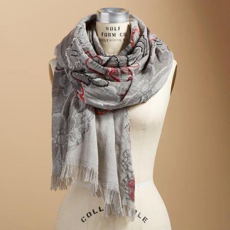 INTRIGUE SCARF