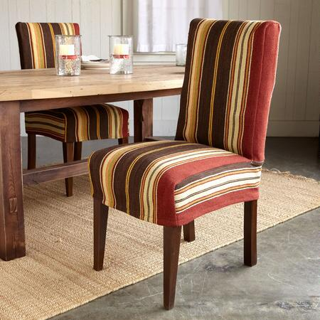 MOJAVE KILIM DINING CHAIR