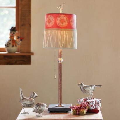 GERBERA TABLE LAMP