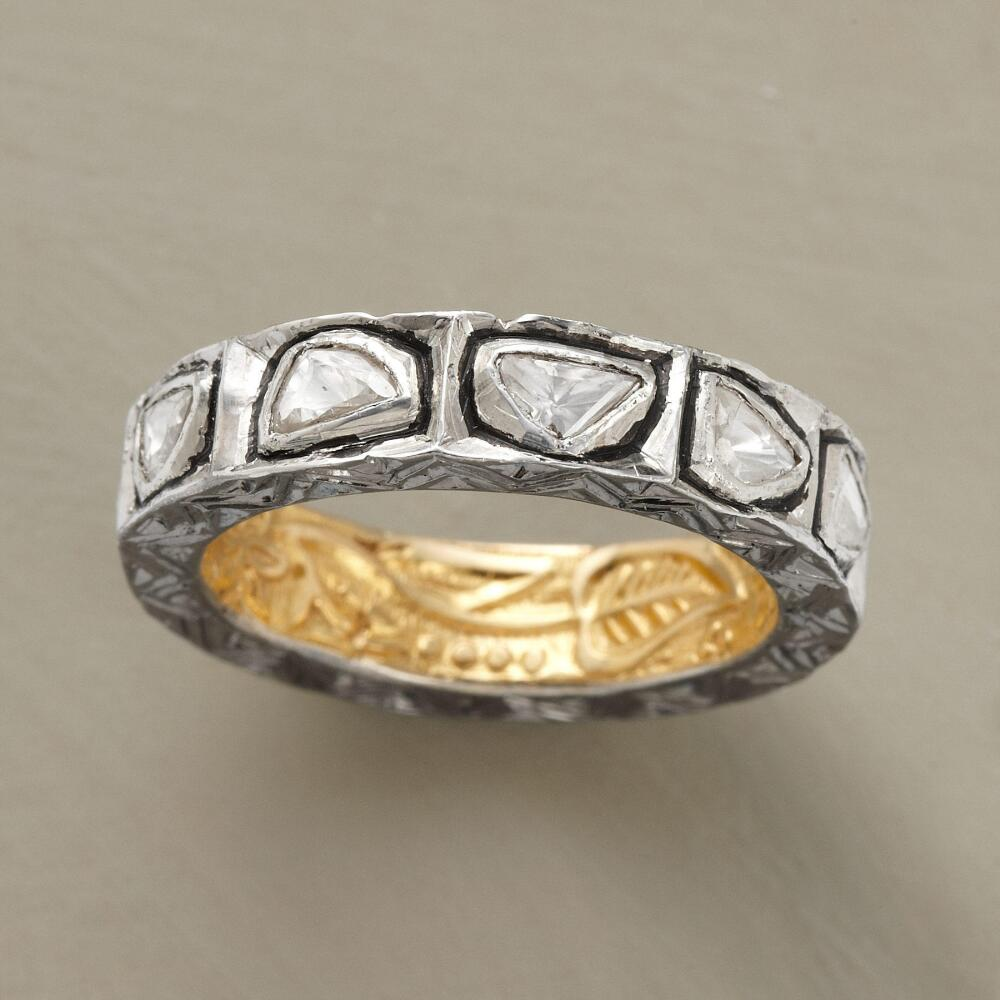 Hand crafted engagement rings - Antonia Ring