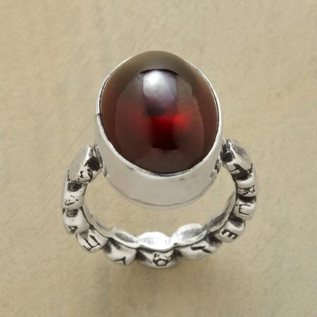 BEATING HEART RING
