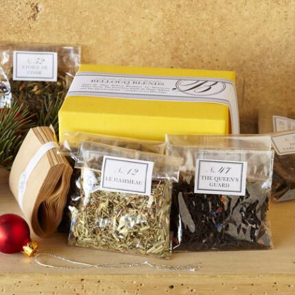 BELLOCQ TEA BLENDS SAMPLER