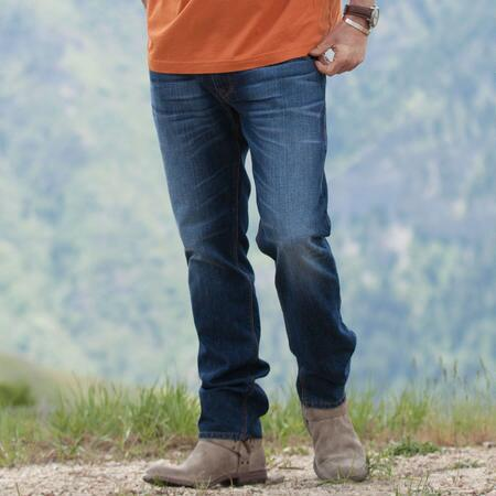SHADE 55 LAST FRONTIER JEANS