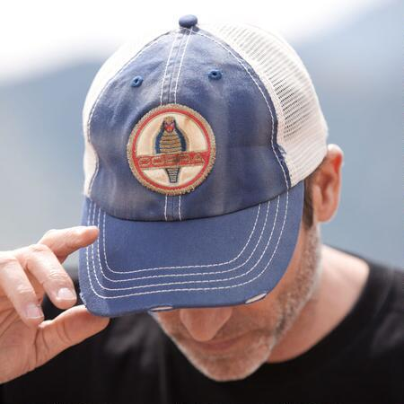 SHELBY 50TH ANNIVERSARY HAT