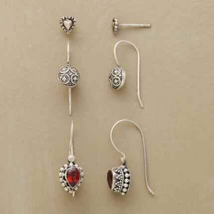 ACCLAIM EARRING TRIO