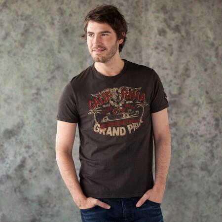 CALIFORNIA GRAND PRIX TEE