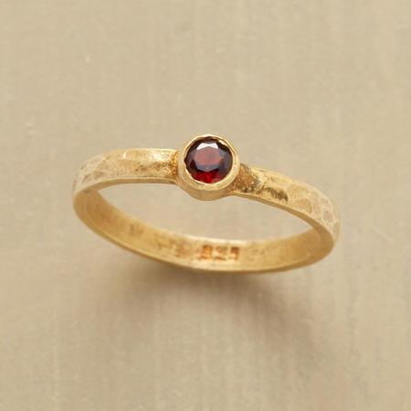 SINCERITY RING