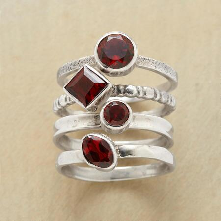 GARNET RING QUARTET