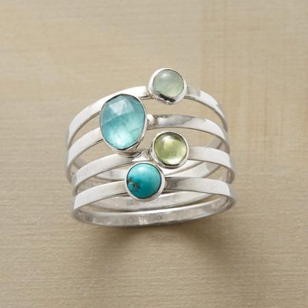 SEA GREEN RING QUARTET