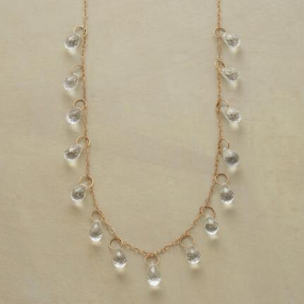 WHITE LIGHTS NECKLACE