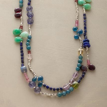 JEWEL KINGDOM NECKLACE