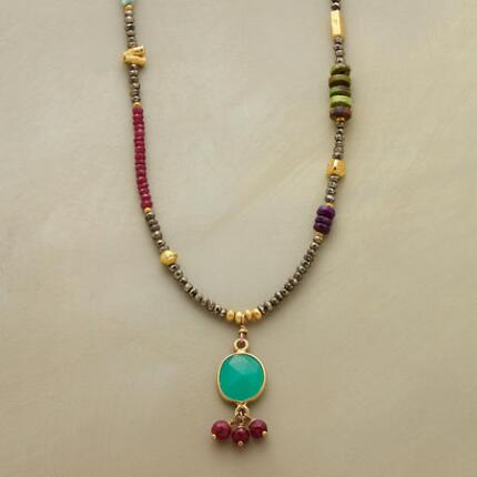 GLOBETROTTER NECKLACE