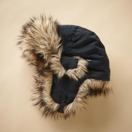 FURRY FJALLRAVEN TROOPER HAT