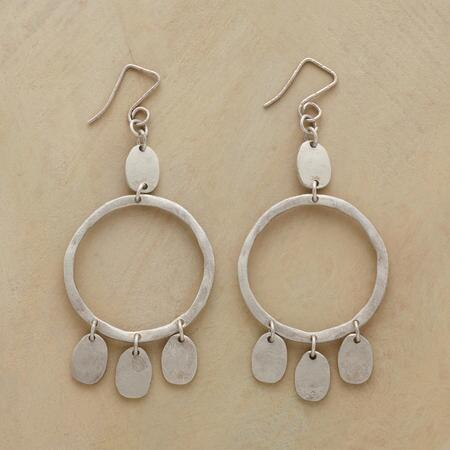 MOROCCAN MODERNE EARRINGS