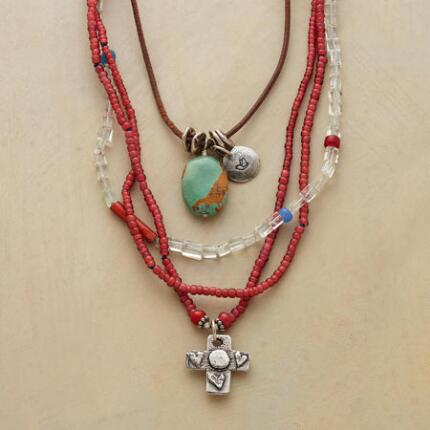 FAITH IN PEACE NECKLACE