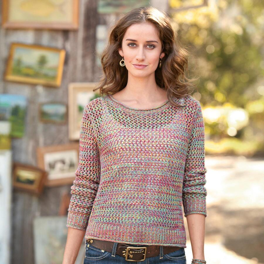 HI-LO SOFT TOUCH SWEATER