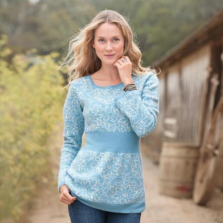 MIDDLETOWN SWEATER TUNIC