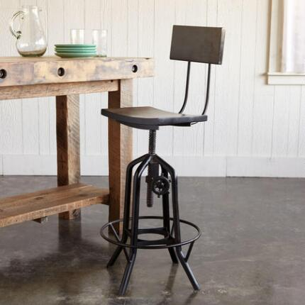 BESSEMER ADJUSTABLE STOOL
