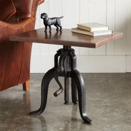 ROCKWELL ADJUSTABLE SIDE TABLE